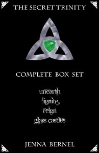 The Secret Trinity Box Set